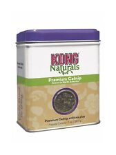 KONG Naturals Premium Catnip 1oz For Cats and Kittens Toys