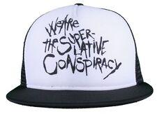WeSC On The Wall Tru Baseball Snapback Trucker Hat Cap