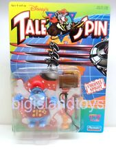 Tale Spin Disney Playmates Toys COLONEL SPIGOT Action Figure Sealed