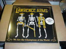 LP:  THE LAWRENCE ARMS - We Are The Champions Of The World  2xLP NEW + Download