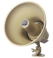 Bogen 15 Watt Speaker Horn with Transformer BG-SPT15A
