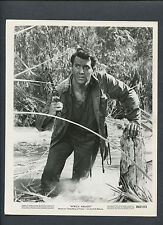 ROCK HUDSON - SOMETHING OF VALUE - 1957 FILM OF AFRICAN CONFLICT