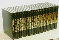 PRL) ENCICLOPEDIA DIDATTICA 26 VOL 1994 OPERA ENCICLOPEDICA EUROPEAN BOOK LEGGIO