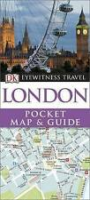 DK Eyewitness Pocket Map and Guide: London by DK Publishing (Paperback, 2014)