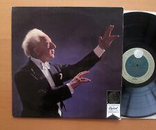 Stokowski hitos Bach Debussy Sibelius Strauss 1958 Capitol P 8399 Mono casi como nuevo/en muy buena condición