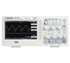 Siglent SDS-1102DL+ 100MHz Oscilloscope - 32K memory - 2 Channels
