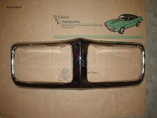 Firebird 69 Bumper New Front 1969 Trans Am TA Chrome **In Stock**