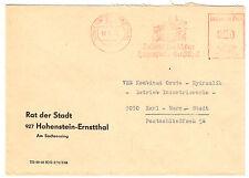 AFS, Besucht das scöne Hohenstein-Ernstthal, o Hohenstein-Ernstthal, 927 18.9.72