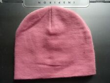 NEW Kids Girls Pink TOTE Hat - One Size Fits Most