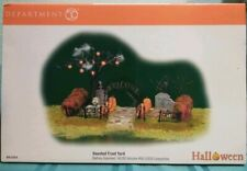 Department 56 Halloween Series Haunted Front Yard Battery Operated #56.52924