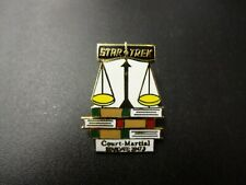 Star Trek Court Martial Original Series Episode Pin STPIN7915