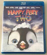 Happy Feet Two (Blu-ray Disc, 2012) LIKE NEW, FREE SHIPPING!!