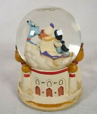 Aladdin Musical Snow Globe A Whole New World Vintage