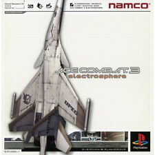 Used PS ONE Ace Combat 3 Electrosphere  SONY PLAYSTATION JAPAN IMPORT