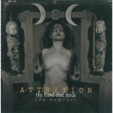 Attrition-The hand that feeds Chris & Cosey CD NUOVO OVP