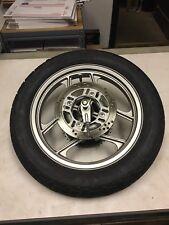 07 Kawasaki Ninja 250 Rear Tire And Wheel 130/80-16