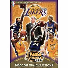 NBA CHAMPIONS 2001: LAKERS-NBA CHAMPIONS 2001: LAKER (Importación USA) DVD NUEVO