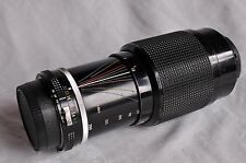 "Nikon Nikkor 80-200mm f/4, 5 n ""new version"", ai"