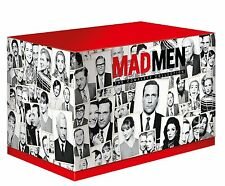 Mad Men Complete Series Seasons 1,  2, 3, 4, 5, 6 & 7 (Vol 1, 2) DVD Box Set New