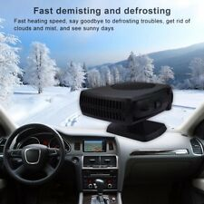 12v Auto Car Heater Air Cooler Windscreen Demister Defroster Electric Heating