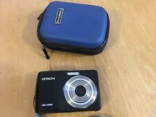 "Hitachi HDC-1491E 14mp mega pixel CAMERA 3X OPTICAL ZOOM 2.7"" SCREEN"