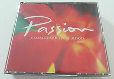 Passion - Classics For Every Mood (3 x CD`s Album) Used Very Good