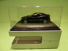 SCHUCO  1:43 MERCEDES BENZ  CLC   - GOOD CONDITION IN BOX - DEALER EDITION.