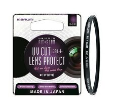Marumi 58mm Fit plus Slim MC UV L390 Filter, London