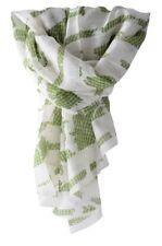 Agnona  Bufanda   algodón seda  140 cm x 68 cm