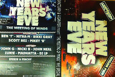 Sanctuary & Wigan Pier pres. Meeting of the Minds NYE 2012 New Years Eve Special