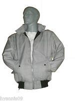 Prince of Wales Classic Harrington jacket Coat sizes S M L XL 2XL