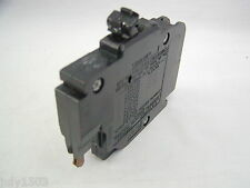Federal Pacific 15 Amp 1 Pole Thin Breaker Black Stab Lok Chip Side