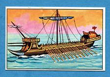 ARMI E SOLDATI - Edis 71 - Figurina-Sticker n. 82 - GALEA ROMANA -Rec