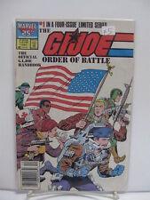 *GI JOE Specials LOT (18 books, Marvel, IDW, 1986-2006)