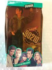 SEALED! Beverly Hills 90210 Brandon Walsh Doll 1991 Mattel