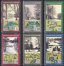 DDR 1981 Mi. Nr. 2611-2616 Postfrisch ** MNH