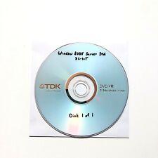 Dell LN Copy Microsoft Windows Server 2008 Standard 32-bit X86