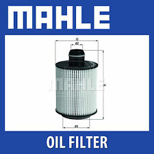 Mahle Oil Filter OX553D - Fits Alfa, Fiat, Saab - Genuine Part