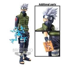 BANPRESTO Naruto Shippuden Grandista NERO Hatake Kakashi PVC Figure