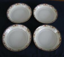 Vignaud St. Quentin – 4 SOUP BOWLS - Limoges France - NICE