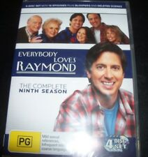Everybody Loves Raymond The Complete Ninth Season 9 (Australia Reg 4) DVD NEW