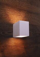 Up & Down Wandleuchte aus Gips DL1/1/544 Wandlampe Lampe Leuchte bemalbar Design