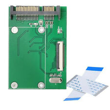"1.8"" point CE HDD Hard Disk Drive SSD to 40pin Serial SATA Male Adaptateur Convertisseur"