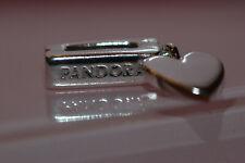 Authentic PANDORA #797643 Floating Heart Reflexions Clip Bead