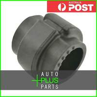 Fits AUDI Q5 2009- - FRONT STABILIZER BAR BUSH D28