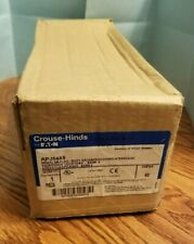 Nib Eaton Crouse Hinds Apj6485 60 Amp Model M4 Plug Body Nema 4 3 Wire