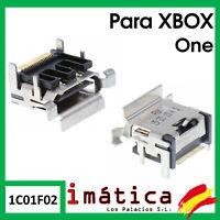 CONECTOR HDMI PARA CONSOLA MICROSOFT XBOX ONE PUERTO CABLE VIDEO MODULO HEMBRA