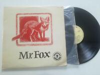 Mr. FOX St + The Gipsy SPAIN PROM0 2X LP VINYL 1978 Folk Rock Psych Prog