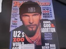 U2, Jackson Browne, Smashing Pumpkins - Rolling Stone Magazine 1993