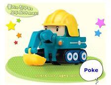 Robocar Poli Die-Cast Kids Toy Diecasting Figure Series Korea TV Animation -Poke